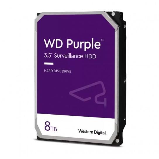 Жесткий диск Western Digital Purple 8TB 7200rpm 256MB WD82PURZ 6Gb/s