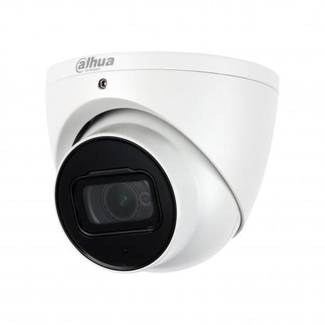 8 МП Starlight  купольная  видекамера со звуком HAC-HDW2802TP-A (2,8 мм)