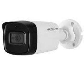 4 МП цилиндрическая уличн камера со звуком DH-HAC-HFW1400TLP-A ( 2.8 мм )