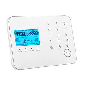 Комплект провідної GSM сигналізації PIPO WL-JT-99CSG