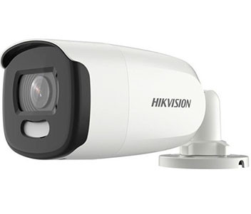 5Мп TVI/AHD/CVI/CVBS видеокамера ColorVu  Hikvision DS-2CE12HFT-F (3.6 ММ)