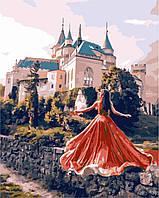 Картина за номерами ArtStory Дім для принцесии 40*50см