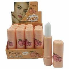 Гігієнічна помада для губ Meover Honey Peach з персиком