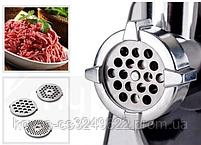Мясорубка с терками и соковыжималкой для томатов Domotec MS 2020, фото 3