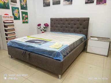 Кровать Манхеттен серии Прайм без матраса с подъемным механизмом и ящиками для белья