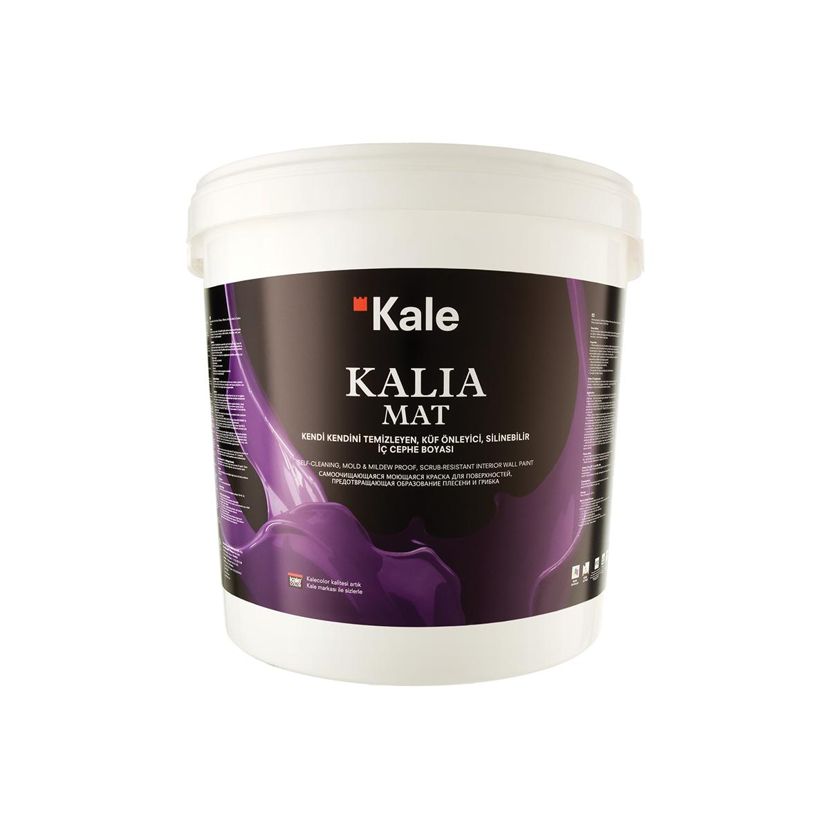 Силиконовая интерьерная краска Kale Kalia Mat матовая 15л