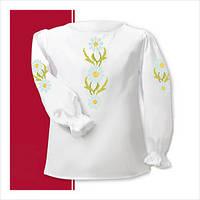 Заготовка сорочки для девочки СДТ1-002 (размер 26-28)