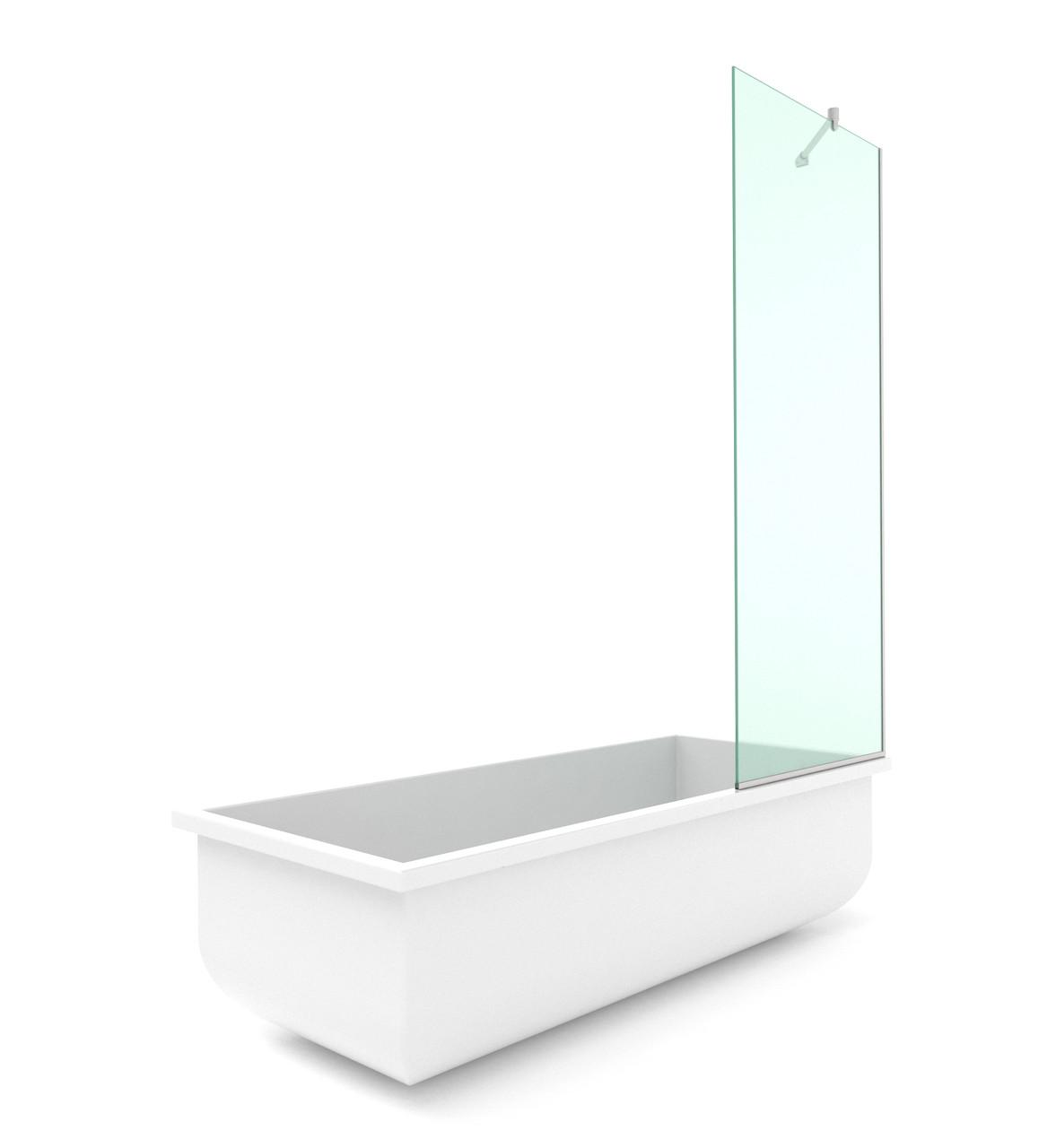 Шторка стеклянная матовая, шторки для ванной стеклянные, стеклянные шторки для душа