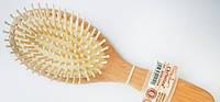 Щетка для волос из натурального дерева WHB-245A