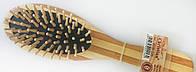 Щетка массажная для волос из натурального дерева WHB-225