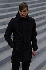 Размеры S-2XL | Мужская куртка Intruder Softshell V2.0, фото 2
