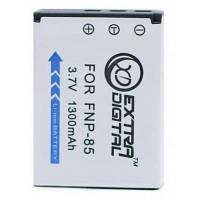 Аккумулятор к фото/видео EXTRADIGITAL Fuji NP-85 (DV00DV1372)