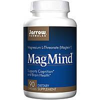 Витамины для мозга, MagMind, Jarrow Formulas, 90 капсул