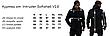 Розміри S-2XL | Чоловіча куртка Intruder Softshell V2.0 Grey Сіра, фото 4