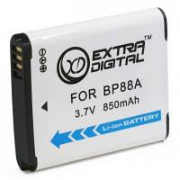 Аккумулятор к фото/видео EXTRADIGITAL Samsung BP88A (DV00DV1374)