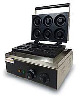 Аппарат для донатсов (американских пончиков) GoodFood DM6