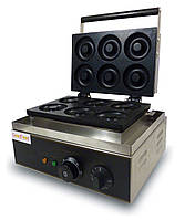 Аппарат для донатсов (американских пончиков) GoodFood DM6, фото 1
