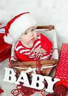 Слово BABY заготовка для декора