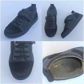 Стиляжні туфлі для школи, LC Kids фото