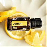 Лимон Эфирное масло doTERRA, 15 мл