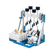 Конструктор трансформер на радіокеруванні літак SDL GX 6 в 1 (535 блоків), фото 4