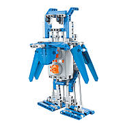 Конструктор трансформер на радіокеруванні літак SDL GX 6 в 1 (535 блоків), фото 5
