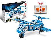 Конструктор трансформер на радіокеруванні літак SDL GX 6 в 1 (535 блоків), фото 2