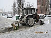 Чистка от снега