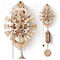 Конструктор деревянный Маятниковые часы Wood trick