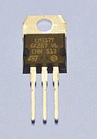 Микросхема LM317T  TO-220  STM