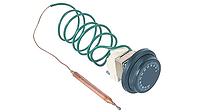 FSTB 120C  — Термостат капиллярный с ручкой, Toff=120°С, L трубки 850мм, однофазный, 250V, 16A, Турция