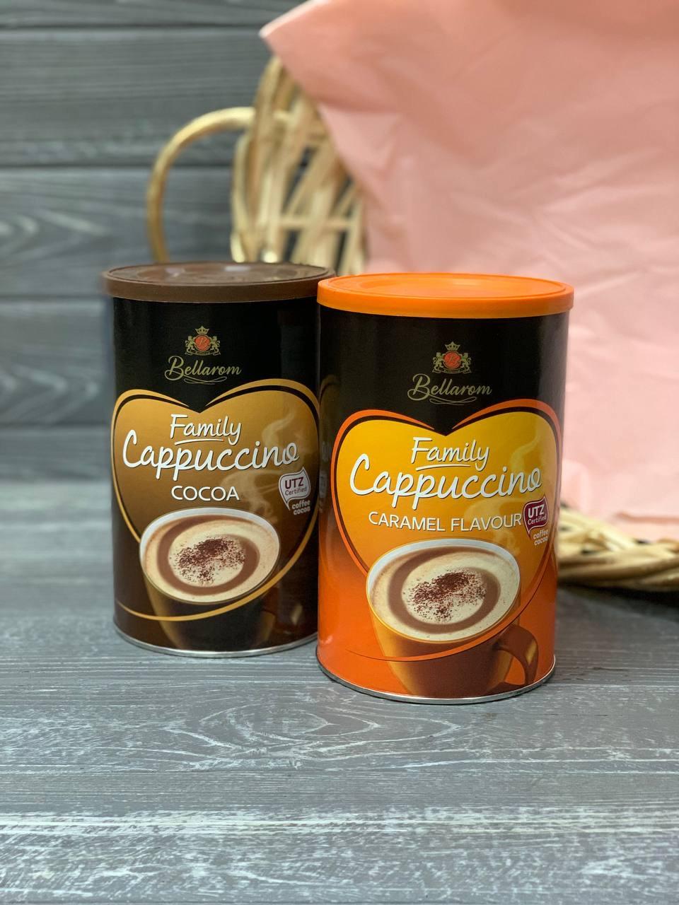 Капучино Bellarom Cappuccino Family Caramel / Cocoa