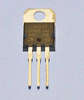 Микросхема LM317T  TO-220  STM/China