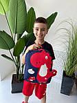 Дитячий рюкзак, поліестер (синій), фото 6