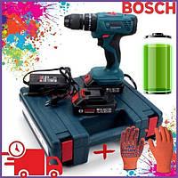 Ударный шуруповерт Bosch (24V 2Ah) | Аккумуляторный шуруповерт Бош | Дрель шуруповерт | Ударный шуруповерт Бош