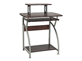 Стол компьютерный B-07 Темно-коричневый