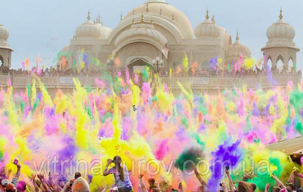 Групповой тур по Индии «Фестиваль красок Холи в Индии» на 6 дней
