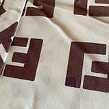 Комплект постельного белья Евро размер с фланели высокого качества, фото 2