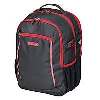 Рюкзак шкільний Herlitz ULTIMATE Black Red чорний(50032785), фото 1