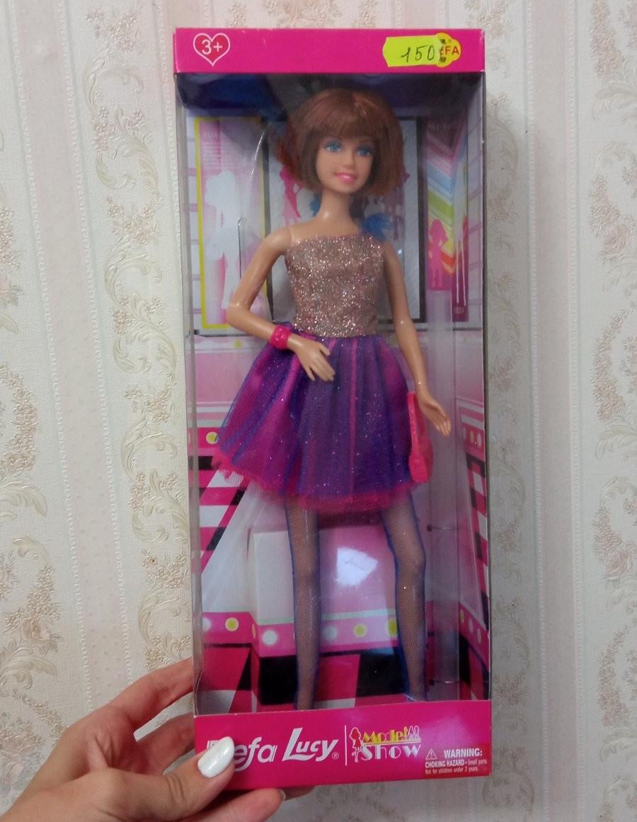 Іграшка лялька DEFA
