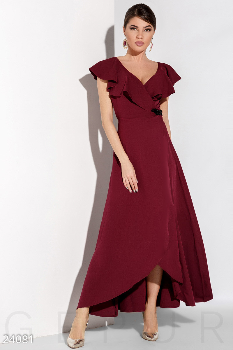 Вечірня сукня розкльошені