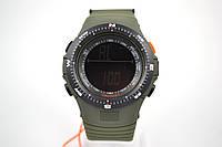 Водонепроницаемые часы Skmei 0989 Мilitary олива военные тактические