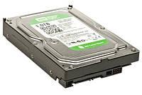 Жесткий диск бу HDD SATA   1000Gb  1Tb