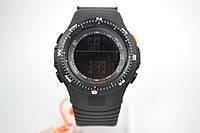 Тактические военные часы Skmei 0989 Мilitary черные