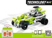 Дитячий конструктор машина, літак на управлінні SDL Technic 6 в 1 (блокова збірка р/у), фото 4
