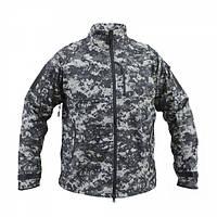 Куртка без капюшона Shark Skin Soft Shell ACU, фото 1