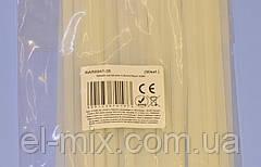 Хомут пластиковый (стяжка) 350х4.8мм белый  NAR0047-35  упак.50шт