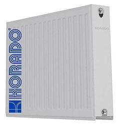Стальной радиатор Korado 22k 500*500 б.п.