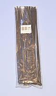 Хомут монтажный пластиковый 4.8x350мм черный  NAR0046-35  упак.50шт