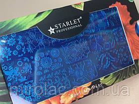 Пластина для стемпинга Starlet